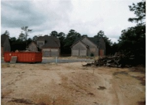 Horizons Woods Landing under construction