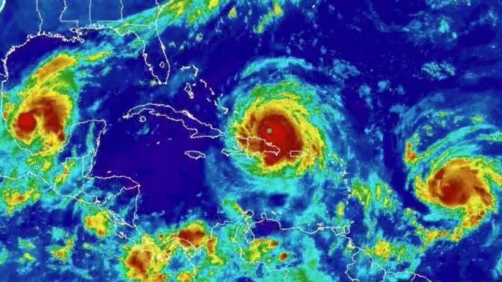 Hurricanes in the Atlantic Coast
